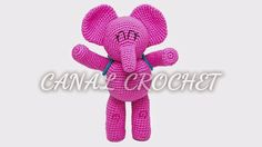 OpenStreetMap is the free wiki world map. Crochet Animals, Crochet Toys, Free Crochet, Amigurumi Doll, Amigurumi Patterns, Crochet Patterns, Zen, Patron Crochet, Elephant Parade