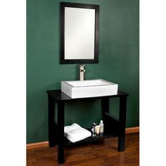 """34"""" Cole Console Vanity Cabinet"""