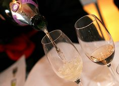 When is the best time to have champagne? That would be now!!!! Happy Champagne Friday!!!