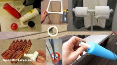 10 Life Hacks with PVC #7 see rope tightener to use for  camping, tent ropes