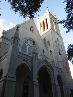 Louisiana | Christ Church Episcopal Cathedral in New Orleans, LA - From your Trinity Stores crew.