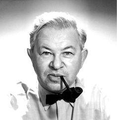 Portrait de Arne Jacobsen. Plus d'infos à son sujet sur notre site…