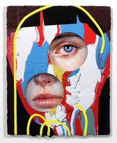 Erik Jones #art #artist #portraits #painting