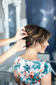You did it. You cut your hair off and you're loving it because it's super healthy and sassy -- but now you're panicked that you can't wear it up, ever. One of the biggest hair myths is that short h...