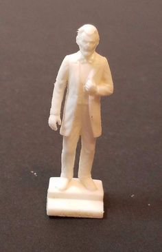 Vintage Cereal Premium Abraham Abe Lincoln Figurine President Shredded Wheat Toy Abraham Lincoln, Vintage Toys, Presidents, Cereal, Miniatures, Statue, Old Fashioned Toys, Old School Toys, Minis