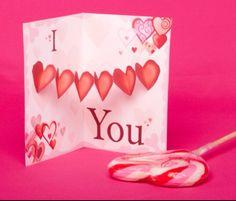 Tarjeta corazones