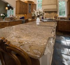 Copper Canyon Granite Table Tops Top Slab