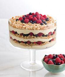 Sweet Berry Treats