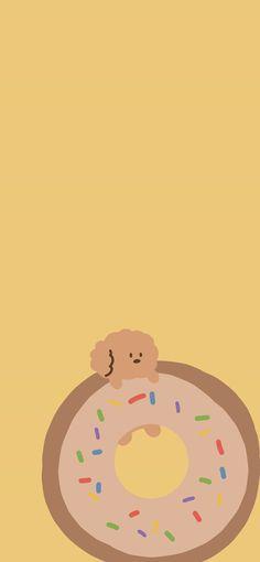 Cute Pastel Wallpaper, Cute Wallpaper For Phone, Rainbow Wallpaper, Dog Wallpaper, Apple Wallpaper, Kawaii Wallpaper, Cute Wallpaper Backgrounds, Aesthetic Iphone Wallpaper, Pattern Wallpaper