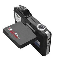 Dash Cam Laser Video Speed Detector Night Vision Radar Detection GPS Car Camera