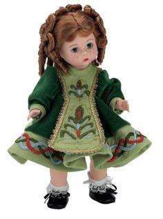 st patricks day | Russian Ballerina Doll