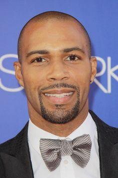 Black men's facial hair