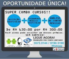 APROVEITE! ÚLTIMAS TURMAS DO ANO! MATRÍCULAS ATÉ AMANHÃ!  ENTRE... - http://anunciosembrasilia.com.br/classificados-em-brasilia/2014/11/20/aproveiteultimas-turmas-do-ano-matriculas-ate-amanhaentre/ Alessandro Silveira