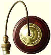 Olivers Lighting Company manufacture brass/chrome period light switches, plug sockets and co-ordinating electrical accessories.