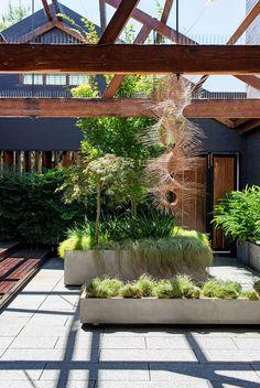 garden life / annandale industrial garden, sydney