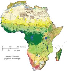 clickable map quiz of Africa countries  FUN  Pinterest