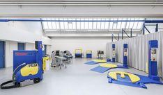 Forschung & Technik Bosch Rexroth, Loft, Bed, Furniture, Home Decor, Electric Vehicle, Research, Lofts