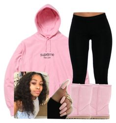 """""""✨✨✨"""" by leshabest ❤ liked on Polyvore featuring UGG Australia"""
