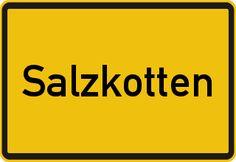Schrotthändler sowie Schrotthandel Salzkotten