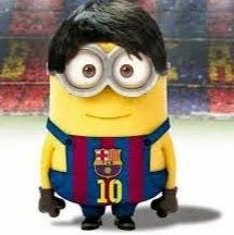 Daily Fresh World Soccer News Fc Barcelona, Lionel Messi, Minion Party, My Minion, Soccer Party, Play Soccer, Neymar Jr, Soccer Players, Sport