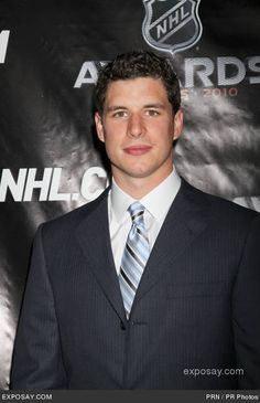 Sidney Crosby of the Pittsburgh Penguins <3