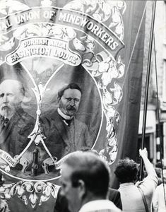 People Past and Present Easington Colliery, Clan Castle, Jacob Marley, Coal Mining, Durham, Past, Banner, Presents, Portrait