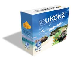 Besides the healthy water...Enagic's UKON is awesome. It contains autumn and spring turmeric. It's grown and processed with Kangen Water