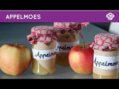 ▶ FOODGLOSS - Appelmoes - YouTube