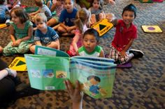 Spanish Story Time #Kids #Events