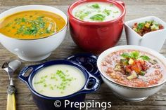 Ingredient Spotlight: Chilled Soups :: preppings.com