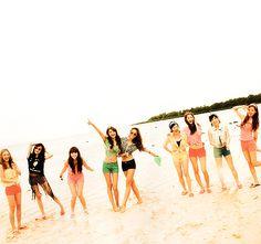 Girl's Generation! :D