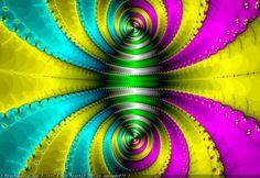 3D Fractal Art | Fractal Art - 3d, mindteaser, abstract, fractal