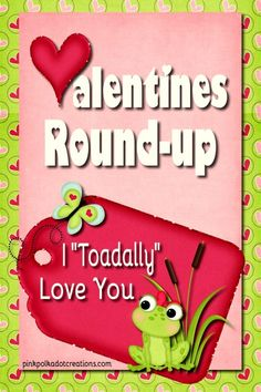 I Toadally Love You-