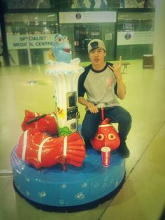 "#imagine Going to the mall with your boyfriend Luke and best friend Calum. The whole time you're there Calum is making jokes about being your guys child because you and Luke were constantly touching. As you're leaving for the day Calum sees this kiddie ride and runs to it yelling ""LOOK MOM LOOK DAD!!!"" Luke nudges you saying ""Y/N just imagine actually having kids some day"" with a far away look in his eyes."