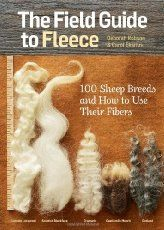 """Read """"The Field Guide to Fleece 100 Sheep Breeds & How to Use Their Fibers"""" by Carol Ekarius available from Rakuten Kobo. With this compact portable reference in hand, crafters can quickly and easily look up any of 100 different sheep breeds,. Sheep Breeds, Spinning Wool, Spinning Wheels, Hand Spinning, Needle Felting Tutorials, Beginner Felting, Needle Felted Animals, Felt Animals, Field Guide"""