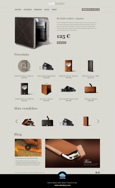 Serie Leather