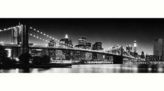 Brooklyn Bridge, Deco Panel, Tower Bridge, New York Skyline, Places, Travel, Style, Medium, Graduation