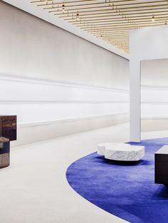 Simplicity marks Andrea Tognon's interior for the Jil Sander flagship in Berlin - News - Frameweb