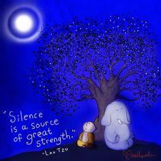 Silence & strength