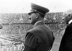 Adolf Hitler at Berlin
