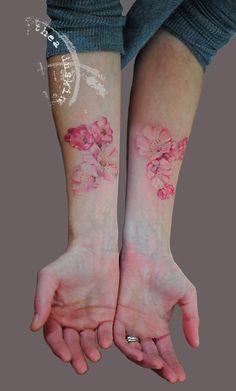 Thea Duskin - Cherry Blossoms