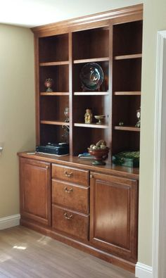 Client's Cabinets