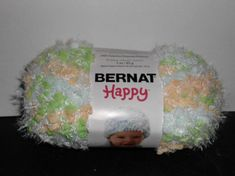 BERNAT-Happy Yarn Super Soft Great for by TheKnittingGnomeVT