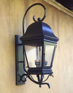 """Challons Sconce """"C"""" Short"""