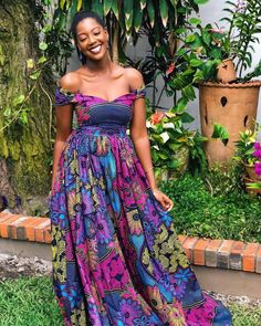 39 Fabulous Ankara Dress Styles Attires To Copy For African American Women African Maxi Dresses, African Attire, African Wear, Kente Dress, African Outfits, African Clothes, African Inspired Fashion, African Print Fashion, Ankara Fashion