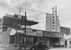 Image result for 1950's downtown buildings