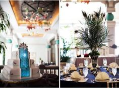 Dramatically Downton – Inspiration for an exquisitly Edwardian Wedding - Peacock - http://chicvintagebrides.wordpress.com