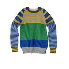 STELLA McCARTNEY KIDS Jumpers & Cardigans Boys's STELLA McCARTNEY KIDS Jumpers & cardigans stripes/color