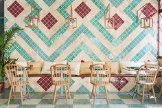 Albabel, le restaurant au design signé Masquespacio - Blog Esprit Design