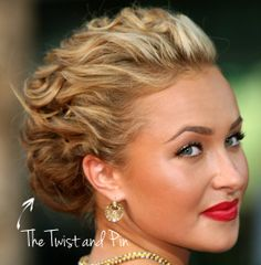 288 Best Beauty Images On Pinterest Hair Down Hairstyles